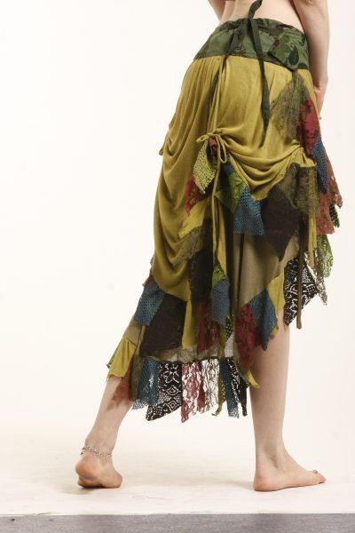Gypsy pixie skirt