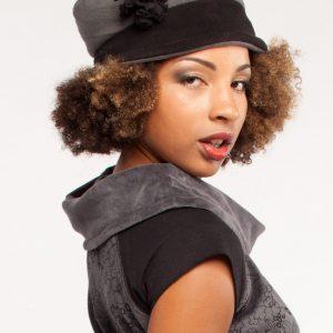 abc92ebfabf PEAK HAT WITH BUCKLED STRAP – Gekko Bohotique