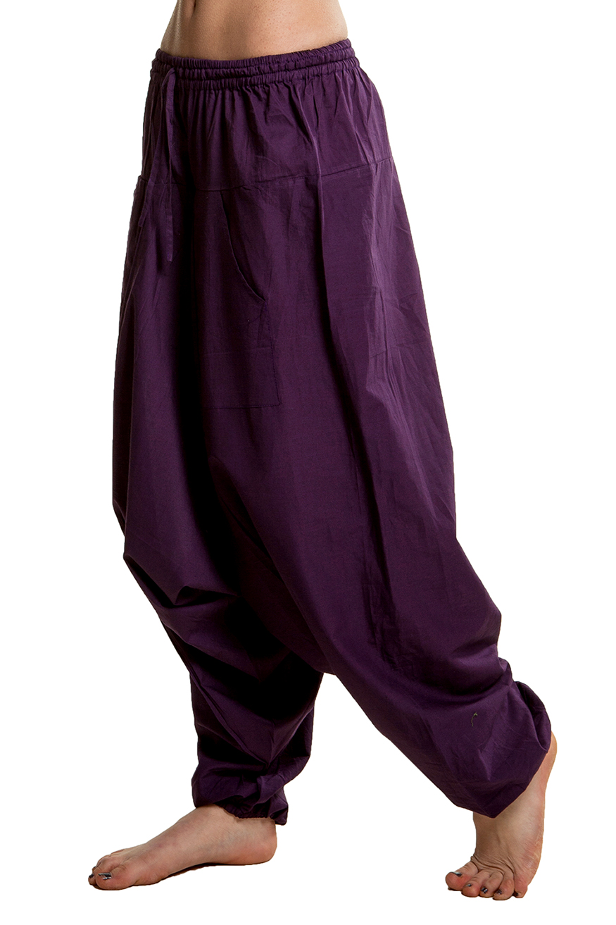 limited sale outlet sale largest selection of 2019 Cotton harem trousers
