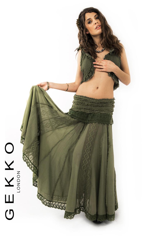 Long Gypsie Skirt