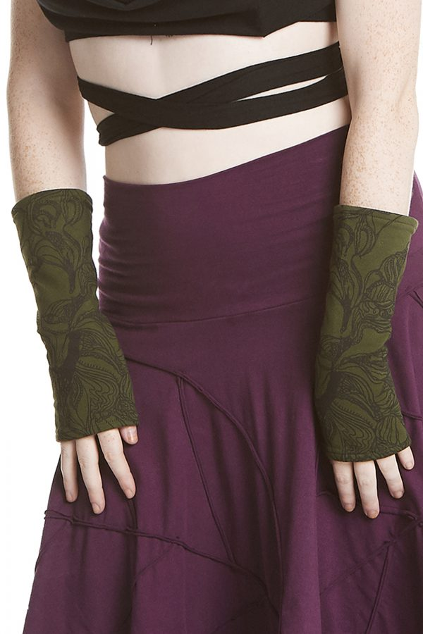 fairy wrist warmers