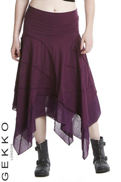 Fairy skirt with stretch waistband